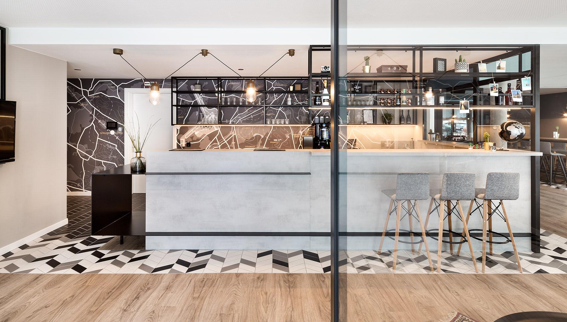 Destinationsentwicklung Boutique Hotels by Centro Hamburg Dortmund Hotel Design Bar Going Places
