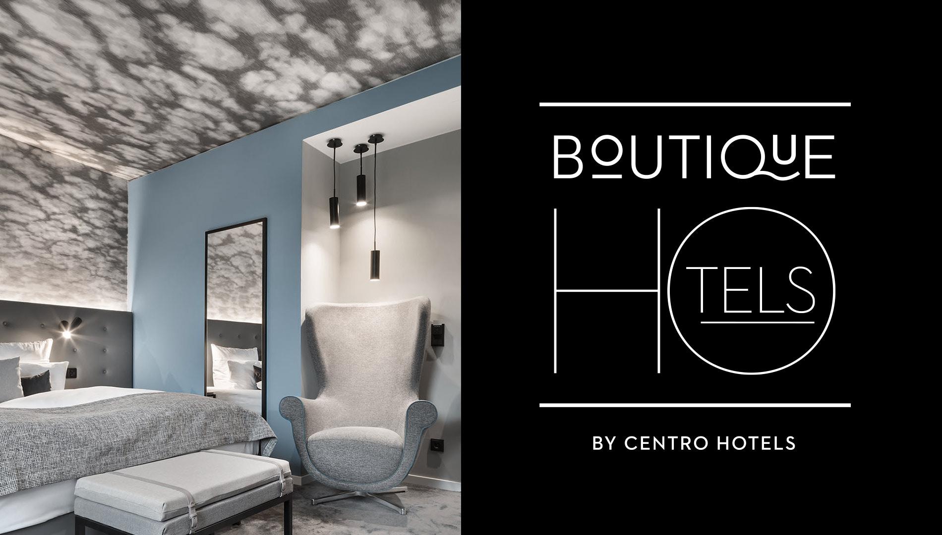 Destinationsentwicklung Boutique Hotels by Centro Hamburg Dortmund Hotel Design Hotelzimmer Logo Going Places