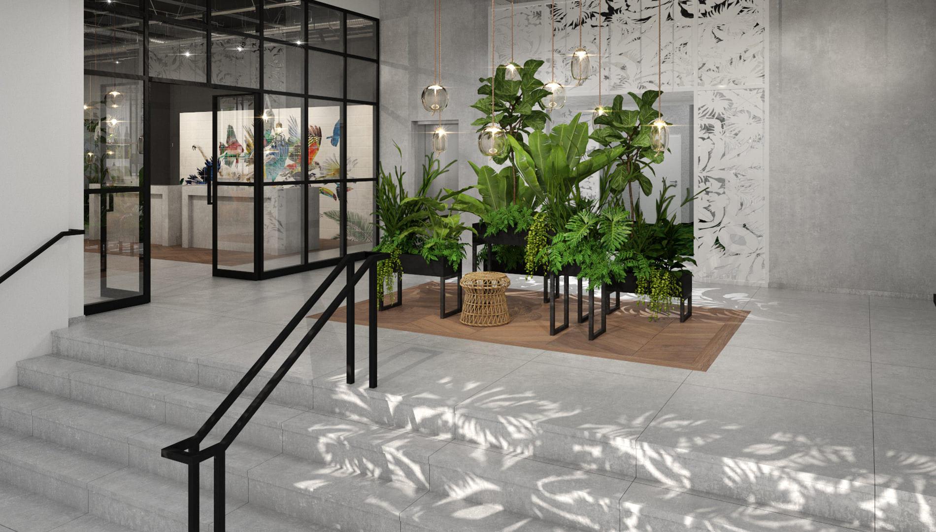 Destinationsentwicklung Ninety Nine Hotels Wuppertal Hotel Design Foyer Rezeption Going Places