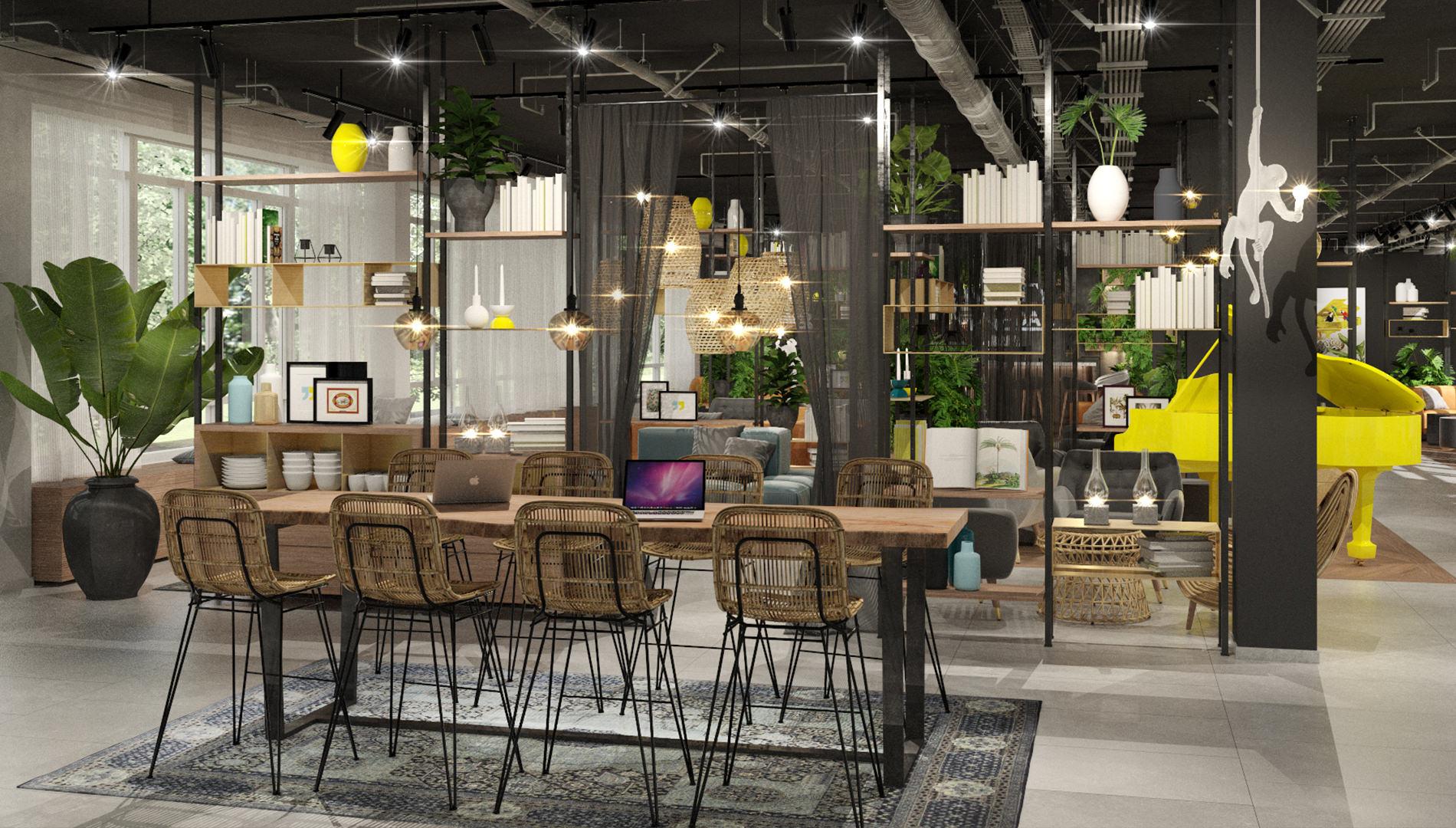 Destinationsentwicklung Ninety Nine Hotels Wuppertal Hotel Design Lounge Restaurant Going Places