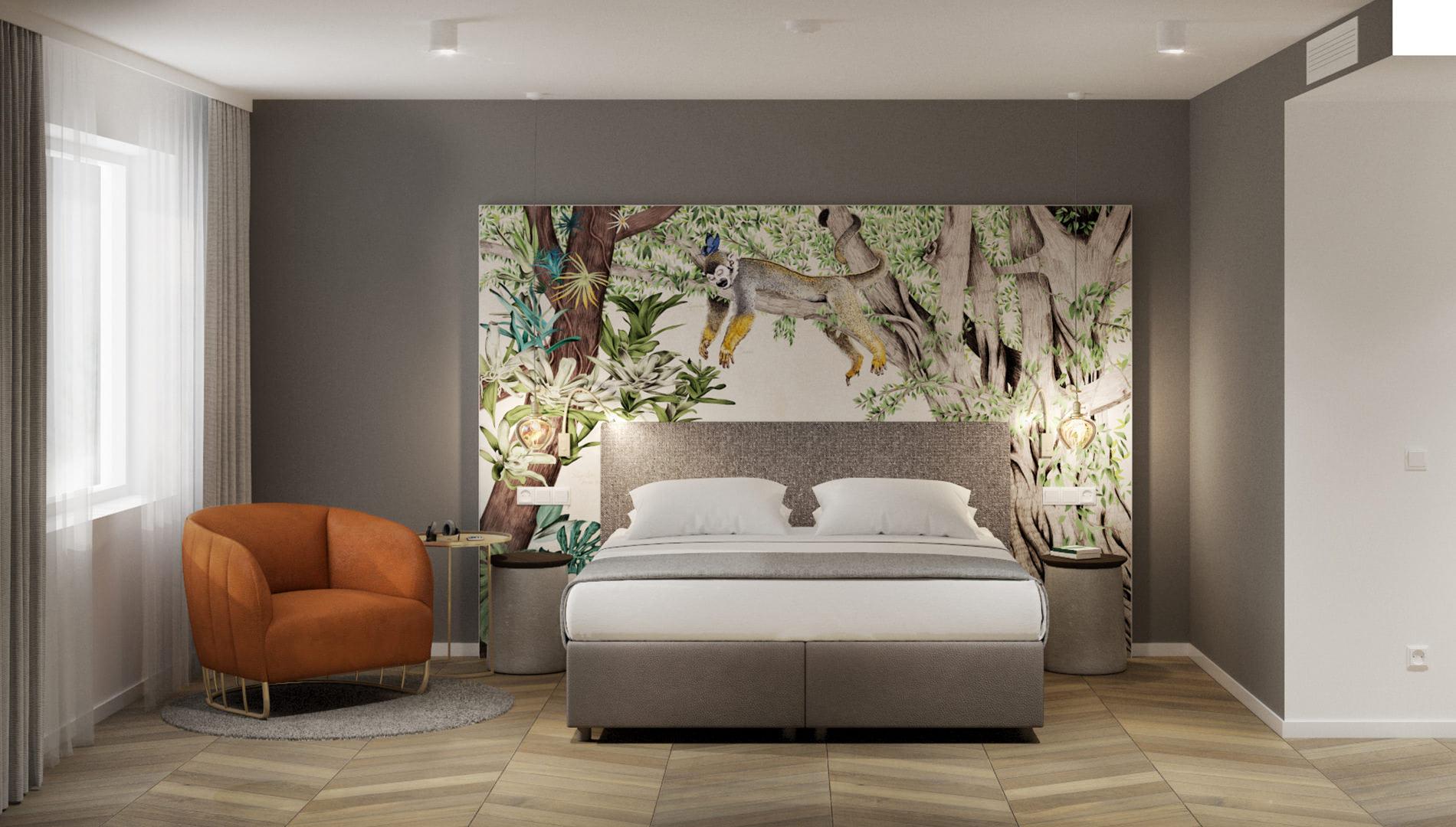 Destinationsentwicklung Ninety Nine Hotels Wuppertal Hotel Design Hotelzimmer Bett Going Places
